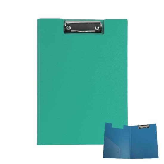 PORTABLOCCO PVC C/COPER. A4 1424 VERDE