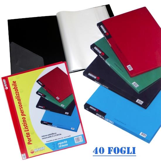 Formato 27x34.5x6.7 cm Colore Nero Vaschetta Portacorrispondenza