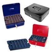 CASH BOX EURO BLU