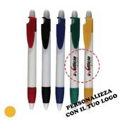 PENNA PLASTICA AA8973 GIALLO