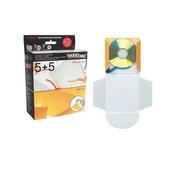 CONF. 5+5  DISC BOXES + MAILER  VARIOPAC