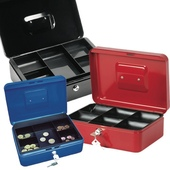 CASH BOX TS0020 ROSSO