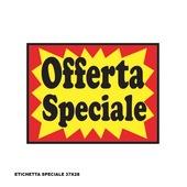CF. 24 ETICHETTA OFFERTA SPECIALE 37X28