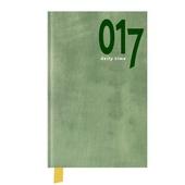 AGENDA SETTIMANALE NUANCE 120 PAG. 8X15 VERDE SALVIA