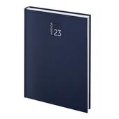 AGENDA SETTIMANALE 132 PAG. 17x24 BLU